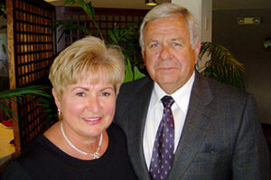 John and Arlene Peplinski, Founders